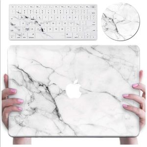 MacBook Air Marble 13 Inch Case ~ NEW